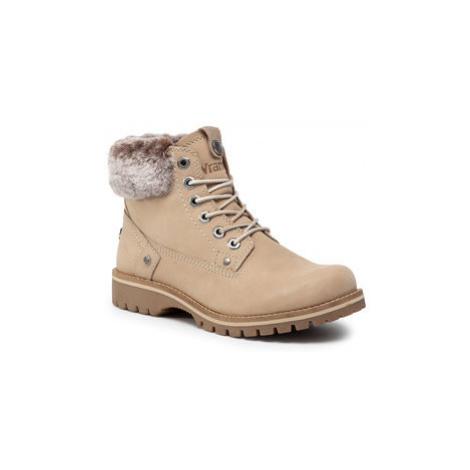 Wrangler Outdoorová obuv Alaska WL92512A Béžová
