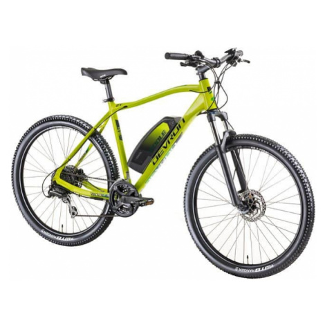 "Horský elektrobicykel Devron Riddle M1.7 27,5"" - model 2019 Farba Grey Matt"