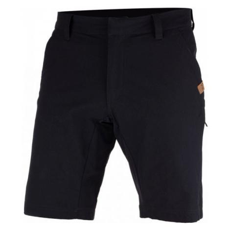 Northfinder REWONT čierna - Pánske šortky