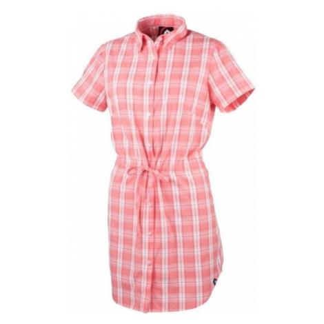 Northfinder LEWINA ružová - Dámska košeľa