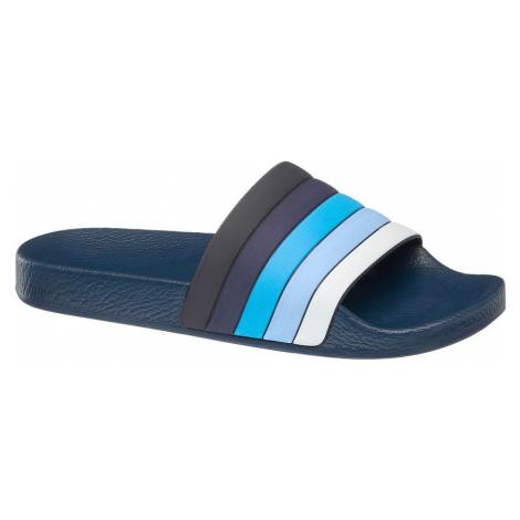 Blue Fin - Modré šľapky Blue Fin