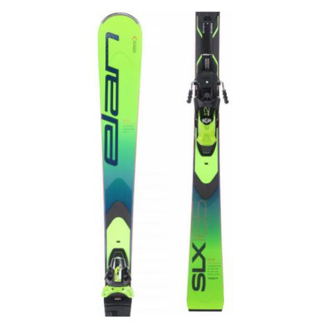 Elan SLX FUSION X + EMX 12 - Unisex zjazdové lyže