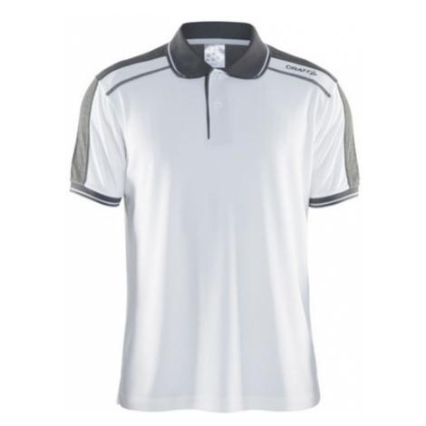 Tričko CRAFT Noble 1905075-2900 - biela
