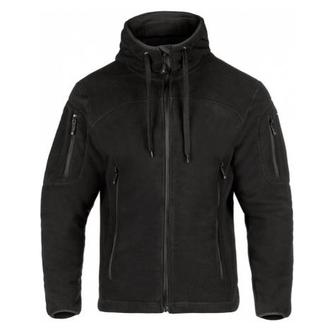 Fleecová bunda CLAWGEAR® Milvago Hoody MK II - čierna