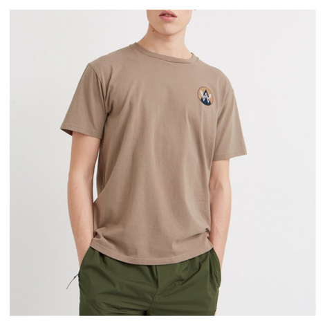 Wood Wood Patch T-shirt 11935716-2334 Taupe