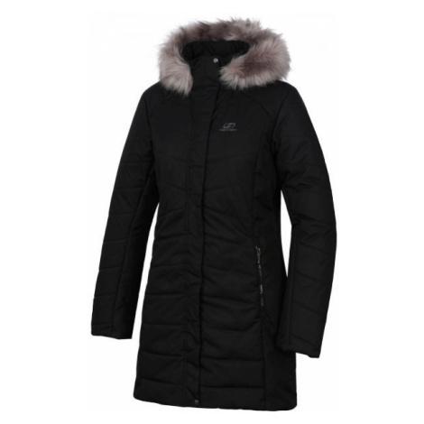 Hannah WAIANA čierna - Dámsky zimný kabát