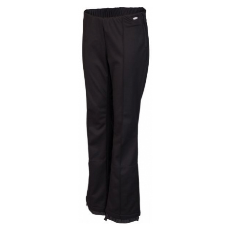 Willard FANTINA čierna - Dámske softshellové nohavice