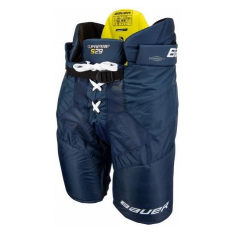 Bauer SUPREME S29 PANTS SR modrá - Hokejové nohavice