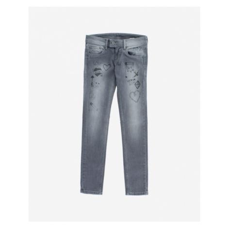 Pepe Jeans Jeans detské Šedá