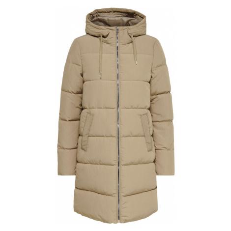 ONLY Zimný kabát  béžová