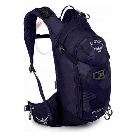 Cyklistický batoh Osprey Salida 12 fialový