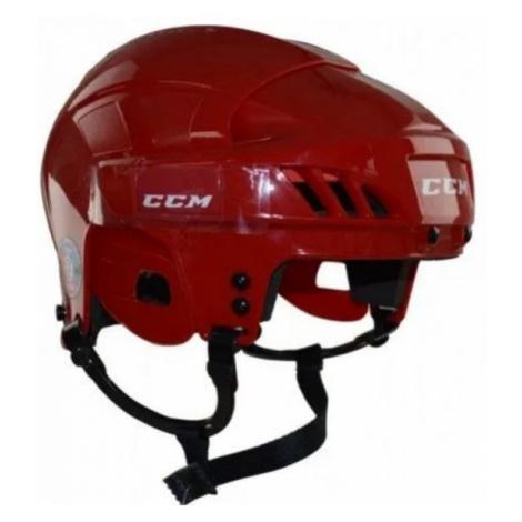 CCM 50 HF SR červená - Hokejová prilba