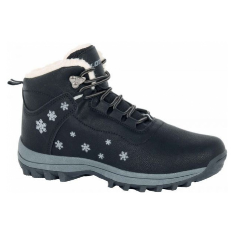 Lotto VENUS čierna - Dámska zimná obuv
