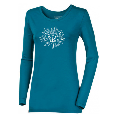 Progress OS SONJA MAPLE - Dámske tričko s dlhým rukávom