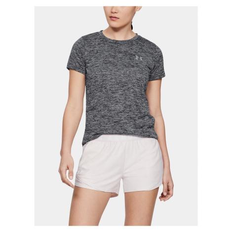 Šedé dámské tričko Twist Under Armour
