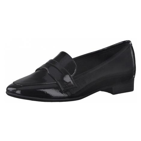 MARCO TOZZI Papuče  čierna
