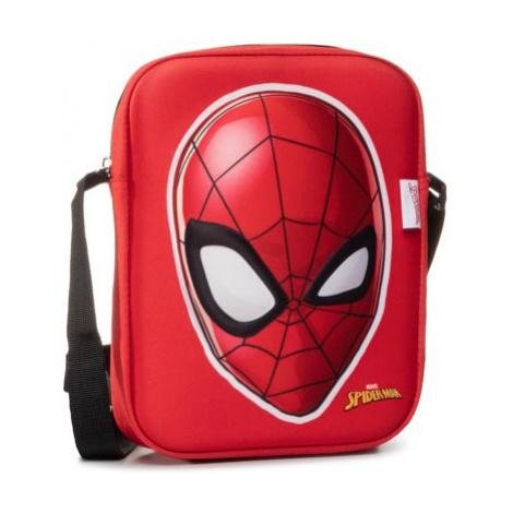 Tašky pre mládež Spiderman ACCCS-AW19-28SPRMV látkové Spider-Man
