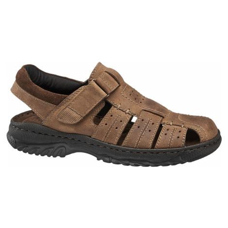 Claudio Conti - Kožené sandále