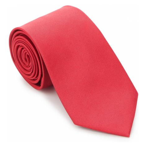 Výrazná kravata v červenom prevedení Wittchen