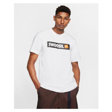Nike Swoosh Tričko Biela