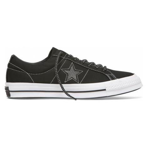 Converse One Star Get Tubed Low Top Black White-10 čierne 164221C-10