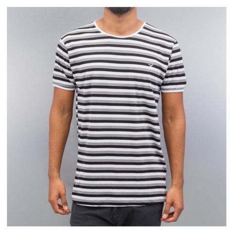 Cazzy Clang Super Stripes T-Shirt White/Black *BWARE* - Veľkosť:M