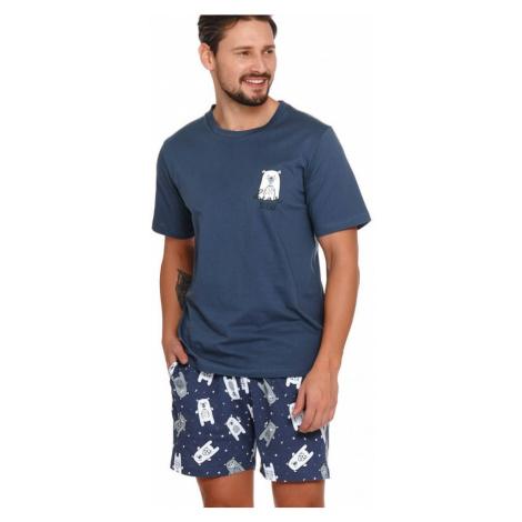 Pánske pyžamo Doctor Nap PMB.4222 Dobranocka