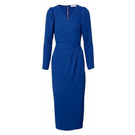 Closet London Večerné šaty  kráľovská modrá