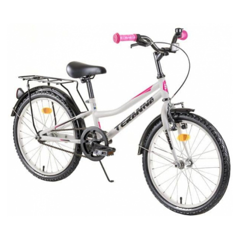 "Detský bicykel DHS Teranna 2002 20"" - model 2019 Farba Pink"