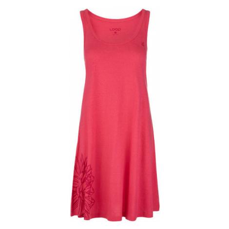 Loap ASTRIS ružová - Dámske športové šaty