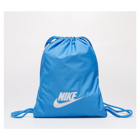 Nike Heritage Gymsack - 2.0 Pacific Blue/ Pacific Blue/ Photon Dust