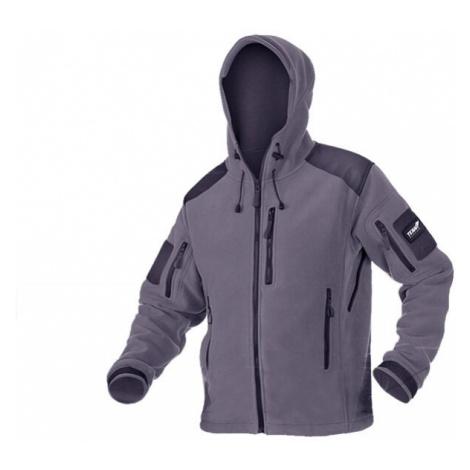 Fleecová bunda Texar® Husky - sivá