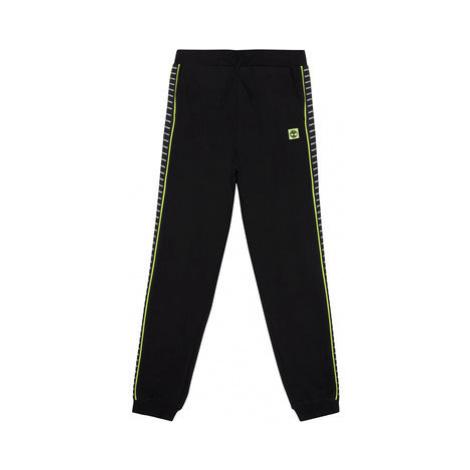 Timberland Teplákové nohavice T44416 Čierna Regular Fit