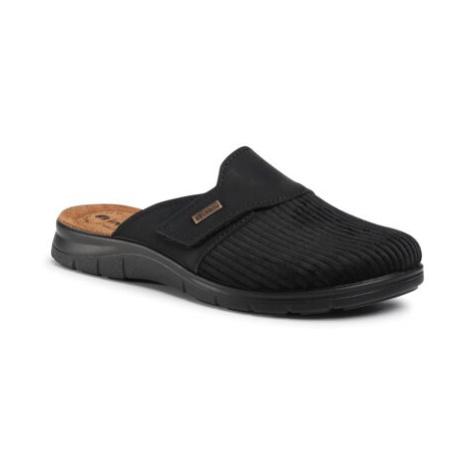 Papuče INBLU BGB6YL01 Ekologická koža/-Ekologická koža