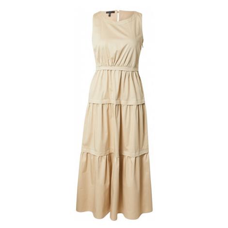 APART Letné šaty  béžová