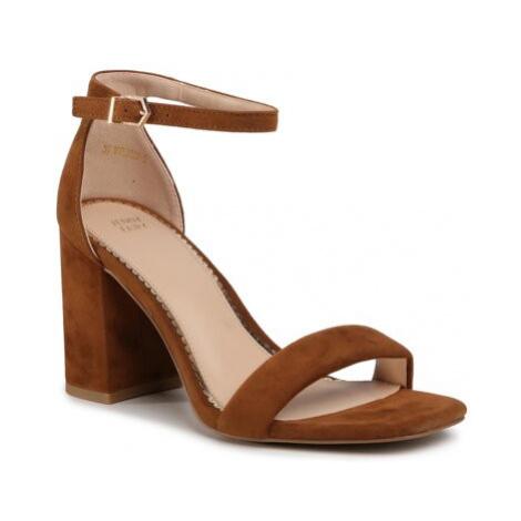 Sandále Jenny Fairy WYL2222-1 Látka/-Materiál