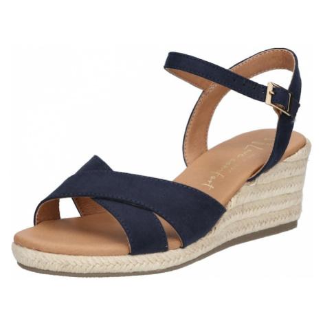 NEW LOOK Sandále 'YABBY-SDT'  tmavomodrá