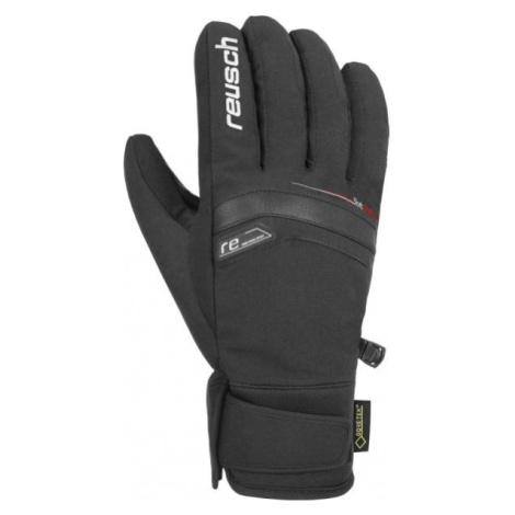 Reusch BRUCE GTX čierna - Lyžiarske rukavice
