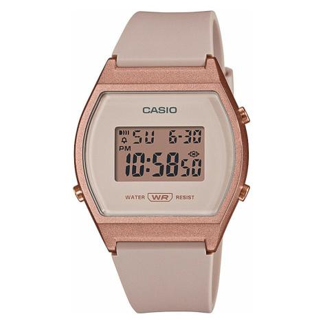 Casio LW 204-4AEF ružové / bronzové