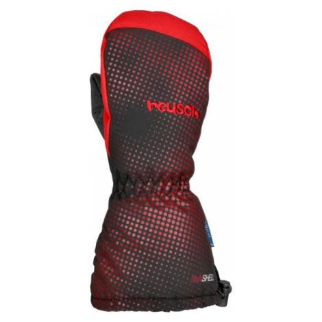 Reusch MAXI R-TEX XT červená - Detské palčiaky