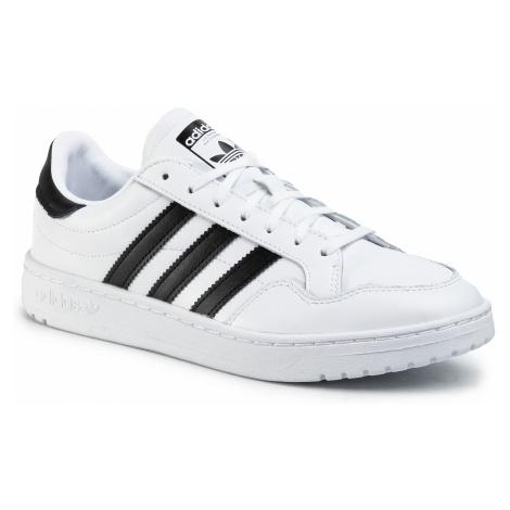 Topánky adidas - Team Court EG9734 Ftwwht/Cblack.Ftwwht