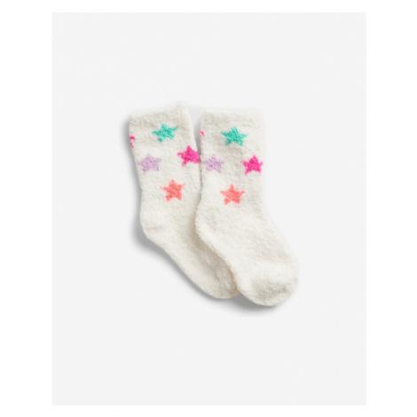 GAP Ponožky detské Biela