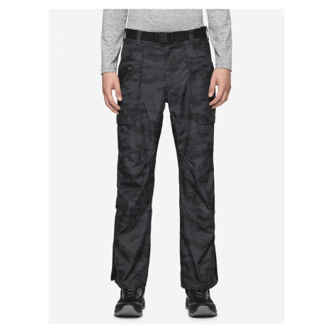 Tepláky 4F Spmn070 Ski Trousers Čierna