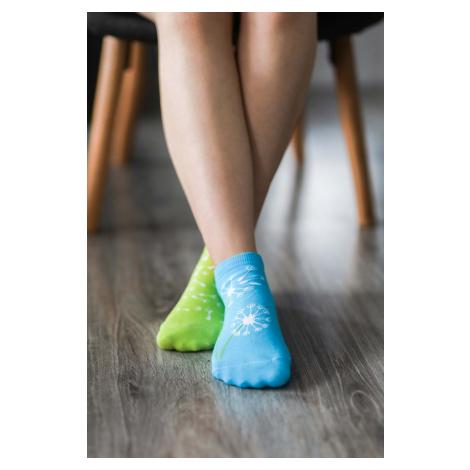 Barefoot ponožky krátke - Púpava 43-46