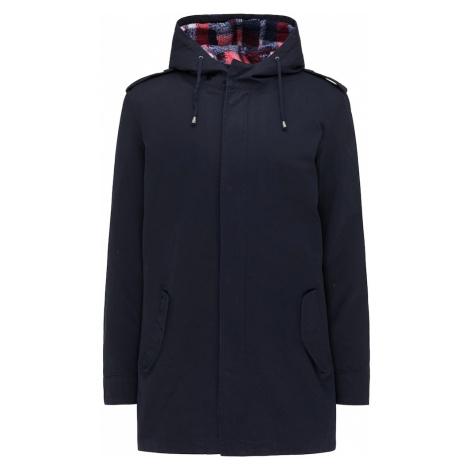 MO Prechodný kabát  námornícka modrá