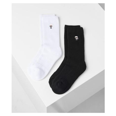 Ponožky Karl Lagerfeld K/Ikonik Sporty Socks Set