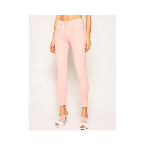 Pepe Jeans Skinny Fit džínsy Zoe PL211383 Ružová Skinny Fit