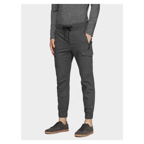 Pánske mestské nohavice 4F