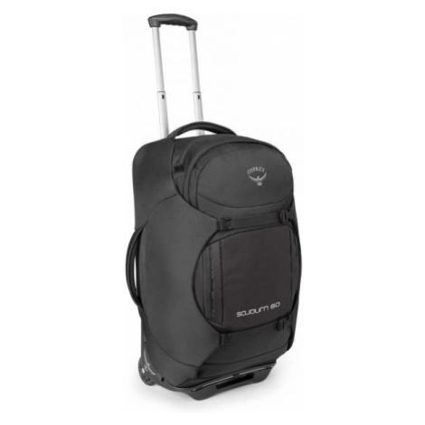 Osprey SOJOURN 60 II čierna - Cestovná taška