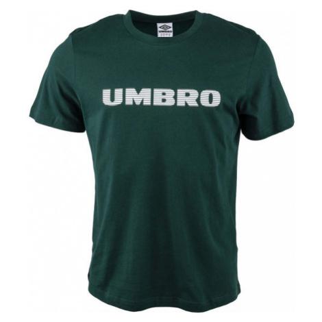 Umbro LINEAR LOGO TEE - Pánske tričko